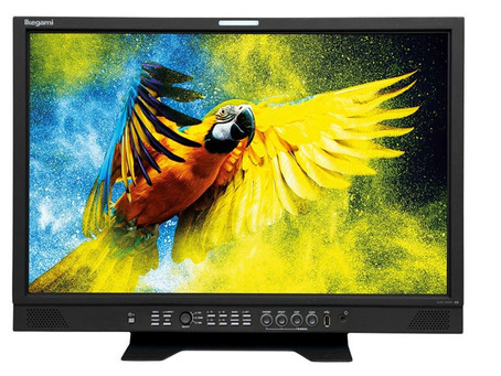Ikegami lanzó soporte HDR para su línea de monitores HLM-60