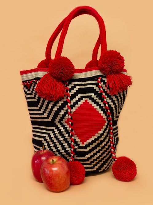 Vibras Bag - Red