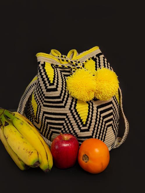 Vibras Mochila - Yellow