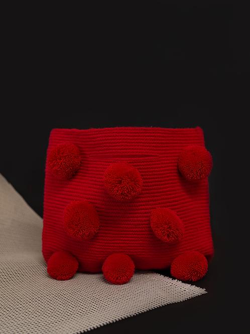 Borlas Bag - Red
