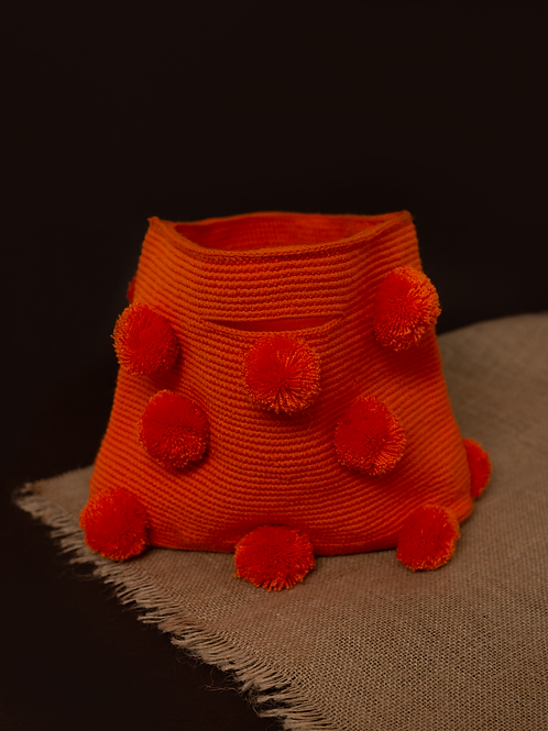 Borlas Bag - Orange