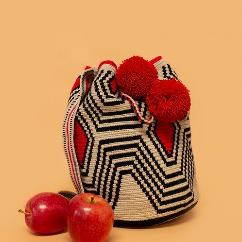 Vibras Mochila - Red
