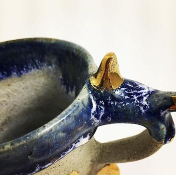 'Tidal' series -close up