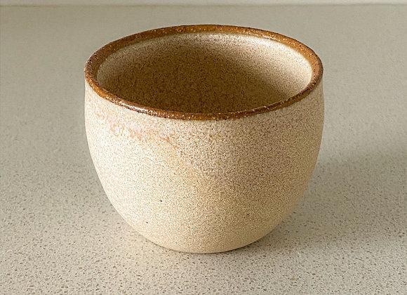Fawn tiny tea cup