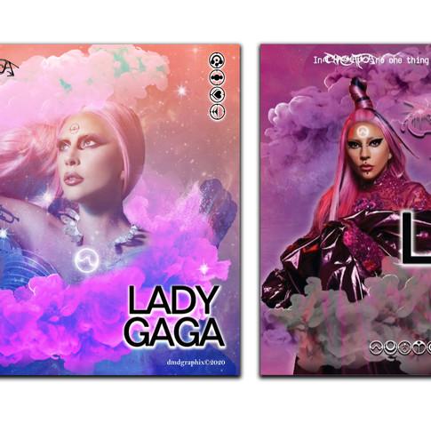 Lady Gaga X Adobe Contest 2020