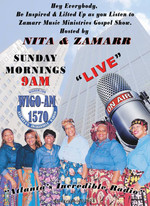 Nita & Zamarr, WIGO Radio DJ Ad