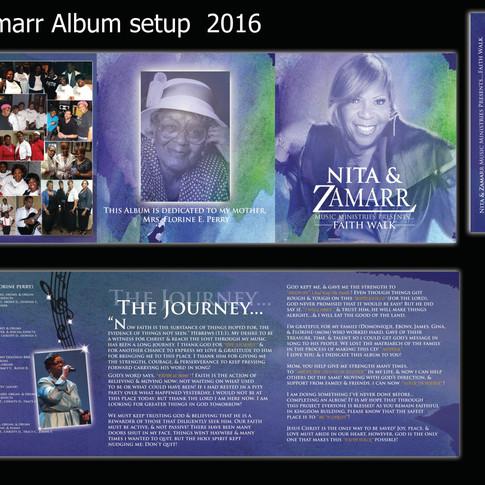 Nita & Zamarr Album Setup 2016