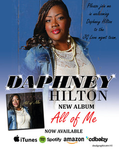 Daphney Hilton, Gospel Artist