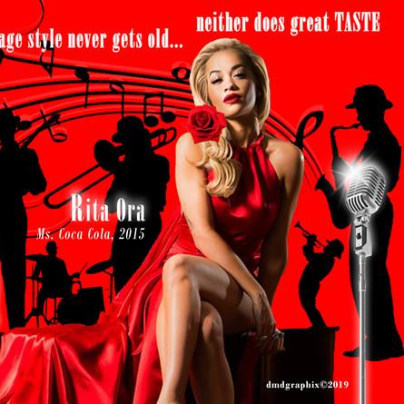 Rita Ora Coca Cola Ad