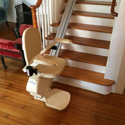 Installation of Stairlifts