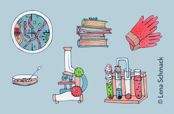 Laborausrüstung
