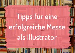 Was ich als Illustrator auf meiner ersten Frankfurter Buchmesse gelernt habe