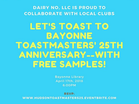 Join Us in Bayonne on April 17th