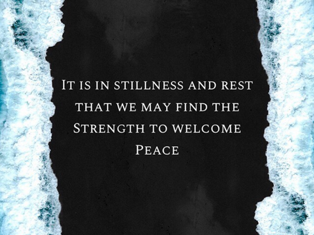 Knowing When to Rest