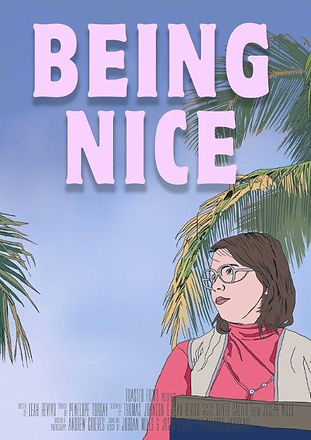 BEING NICE COVER