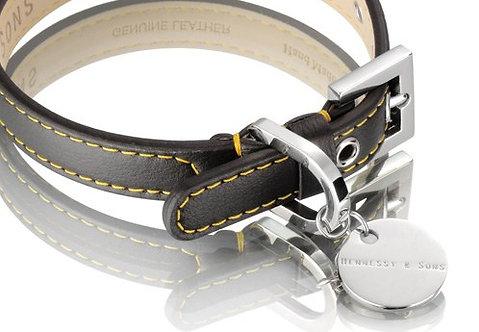 Nottingham Sailor Collar - Black/Yellow