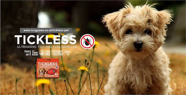TickLess, Chemical Free Tick Repellant