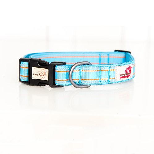 Light Blue Padded Comfort Collar