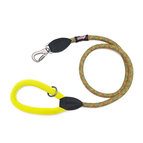 Green Comfort Rope Lead