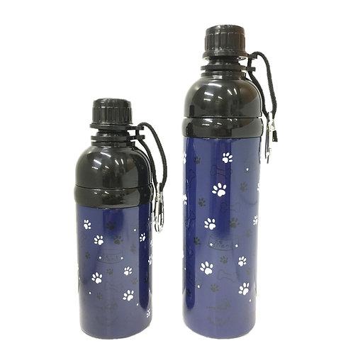 Pet Water Bottles - Navy Friend