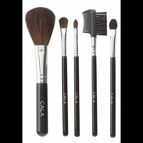 Cosmetic Brush Kit 5 Pc