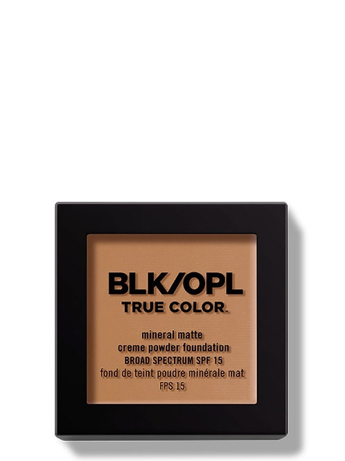 Black Opal Mineral Matte Crème Powder Foundation SPF 15