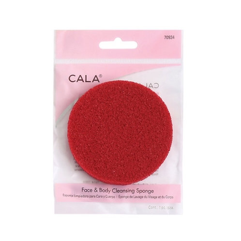 Cala Red Cleansing Sponge