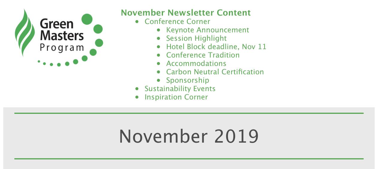 November 6th, 2019