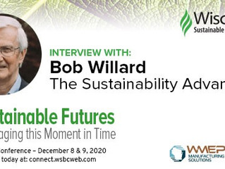 Do you want to advance Sustainability in your organization?