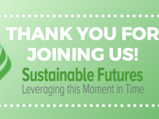 2020 Sustainable Futures Conference Recap