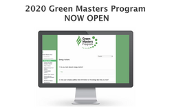 Green Masters Program