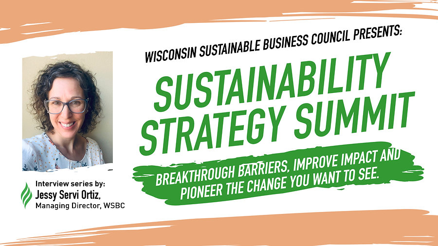 Sustainability Strategy Summit Banner 19
