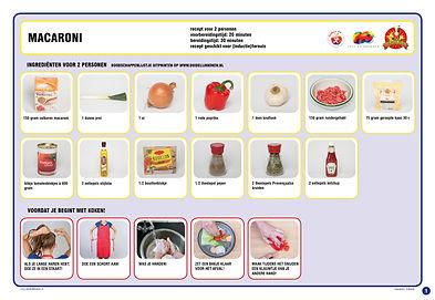 kooksheets voor instellingen-esthervanwa