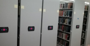 Baristas and Bookshelves: A Tour Through the New Library