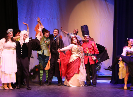 Changes in SVC theater programs