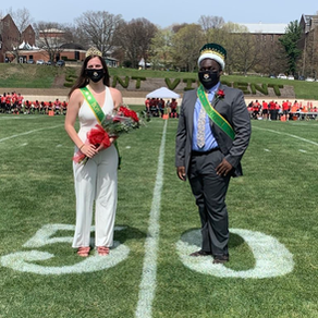 SVC celebrates unprecedented spring Homecoming