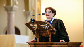 Congressional candidate speaks at honors convocation