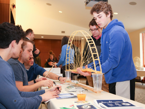 Engineering dept. preps for accreditation