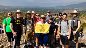 Students earn foreign language credits through study abroad in Mexico