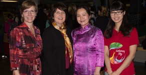 Fostering understanding: Saint Vincent hosts annual Chinese New Year Party