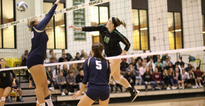 Strong Season Finish Boosts Women's Volleyball