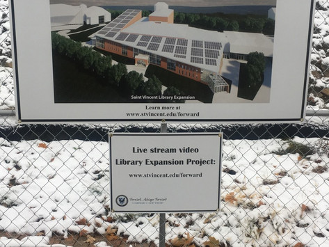 Streaming Now: The Expansion of the Latimer Family Library