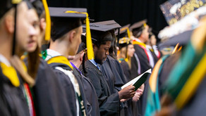 College announces virtual December commencement