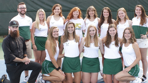 Hot Start Leads To Successful Tennis Season