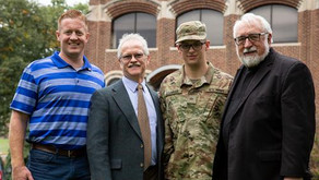 Service and Scholarship: Saint Vincent and the ROTC