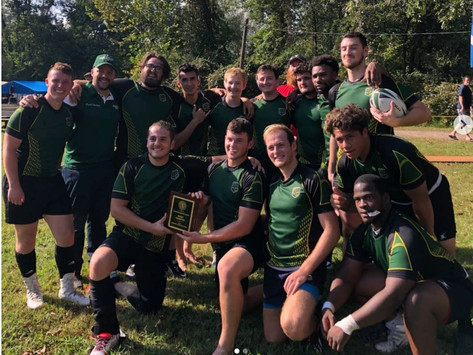 Bearcat Rugby Prepares For Playoffs