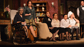 """Theater review: """"The Very Great Grandson of Sherlock Holmes"""""""