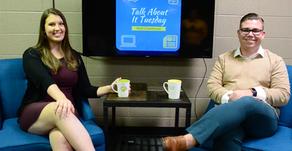 Students start talk show, discuss parking tickets