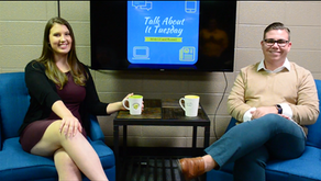 Students start talk show, discuss parking tickets