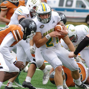 Football team ready for shortened, more competitive season